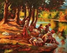 Picturi cu peisaje Spalatosele