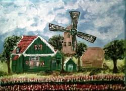 Picturi cu peisaje Den hague