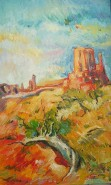 Picturi cu peisaje Peisaj american
