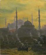 Picturi cu peisaje Istanbul