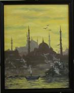 Picturi cu peisaje Istanbul 2
