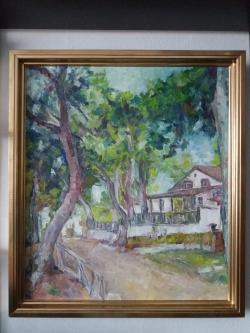 Picturi cu peisaje GRECIA 2016