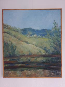 Picturi cu peisaje peisaj de munte3