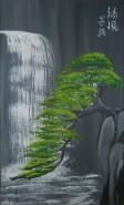Picturi cu peisaje Bonsai -  cool breeze