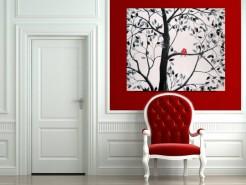 Picturi cu peisaje Together forever
