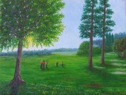 Picturi cu peisaje Prospetime