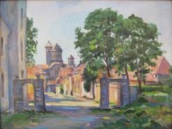 Picturi cu peisaje Porti la batthyaneum