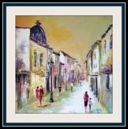 Picturi cu peisaje Centrul vechi
