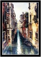 Picturi cu peisaje Venice 01