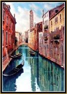 Picturi cu peisaje Venice 8