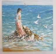 Picturi cu peisaje Amintiri estivale