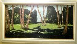 Picturi cu peisaje Linistea naturii