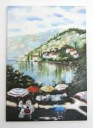 Picturi cu peisaje Peisaj croat