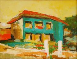 Picturi cu peisaje Arsita in Dobrogea
