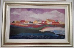 Picturi cu peisaje In orele serii