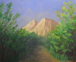 Picturi cu peisaje Căpățânile