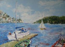 Picturi cu peisaje DARTMOUTH (UK)