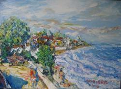 Picturi cu peisaje NESSEBAR