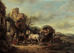 Picturi cu peisaje Interpretare dupa W. Verschuur