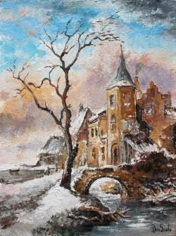 Picturi cu peisaje Landscape10