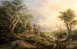Picturi cu peisaje Landscape2