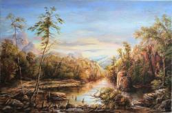 Picturi cu peisaje Landscape3