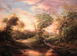 Picturi cu peisaje Landscape8