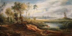 Picturi cu peisaje Rep. P.P. Rubens