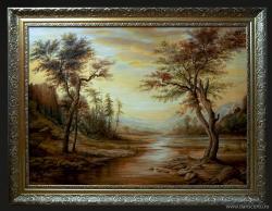 Picturi cu peisaje Sunset 2