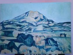 Picturi cu peisaje Muntele Saint-Victoire