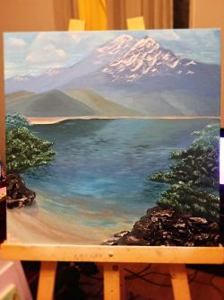 Picturi cu peisaje Matumba