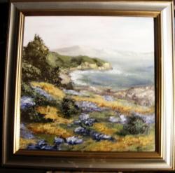 Picturi cu peisaje Golfulet