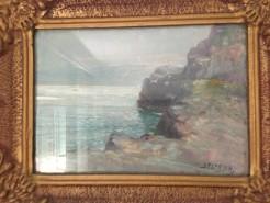 Picturi cu peisaje Peisaj ascuns
