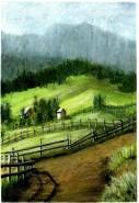 Picturi cu peisaje Hoinarind