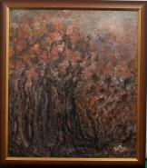Picturi cu peisaje Padure, toamna