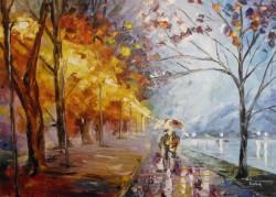 Picturi cu peisaje Indragostiti
