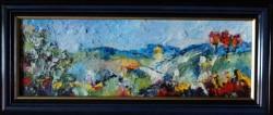 Picturi cu peisaje Peisaj abstract