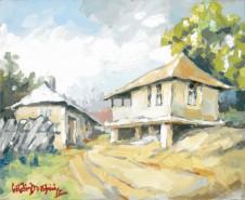 Picturi cu peisaje Rural