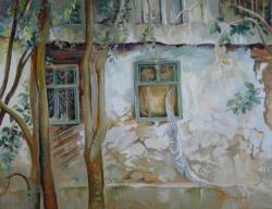Picturi cu peisaje Urmele timpului