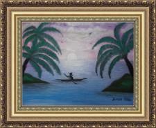 Picturi cu peisaje In cautarea fericirii