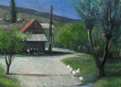 Picturi cu peisaje zi de duminica