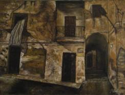 Picturi cu peisaje Liniste 2