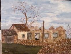 Picturi cu peisaje Uitare