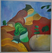 Picturi cu peisaje Natura
