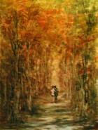 Picturi cu peisaje Melacolie
