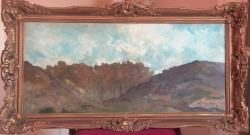 Picturi cu peisaje dealuri baimarene
