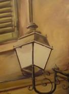 Picturi cu peisaje Corfu light