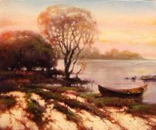 Picturi cu peisaje Clisura dunarii