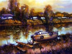 Picturi cu peisaje Spre mila 23