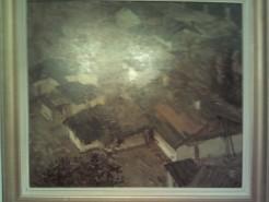 Picturi cu peisaje Iasiul vechi